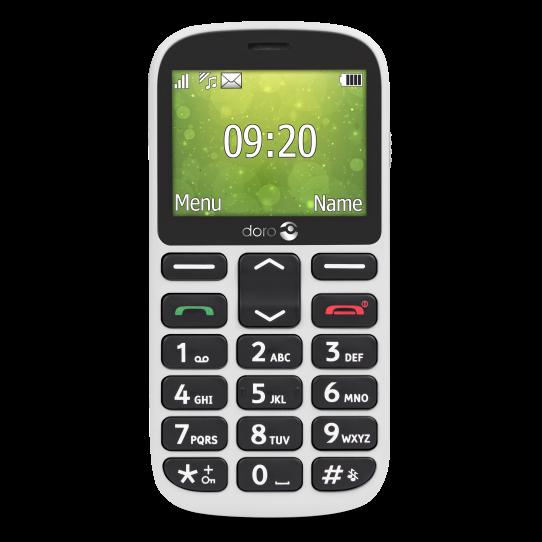 senior mobiltelefon