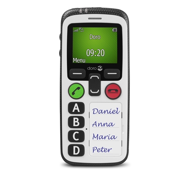mobiltelefon doro elgiganten